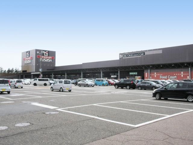 スーパーセンタームサシ新潟店 約1.4km(徒車で4分)