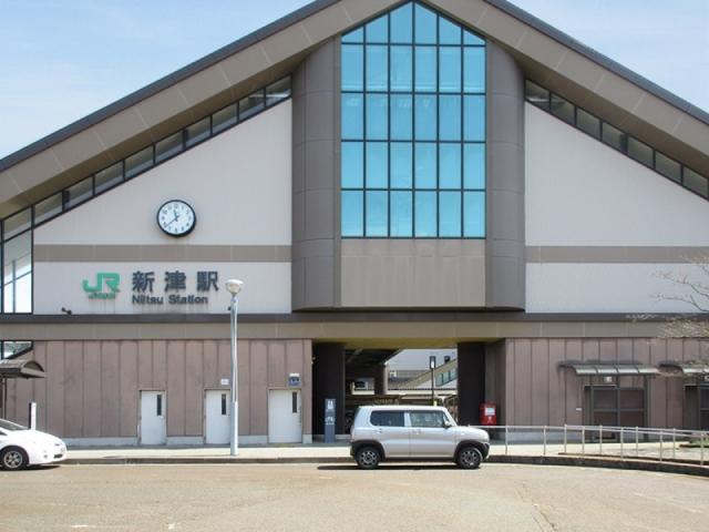 JR新津駅 徒歩約11分(約850m)