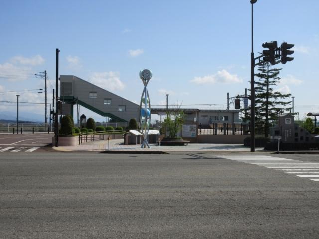 JR西新発田駅 約1.3km(徒歩17分)